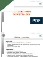 1. Automatismos Industriales, Ing Emilio Garcia