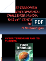 Cyber Terrorism and Its Threats New_el3_17655