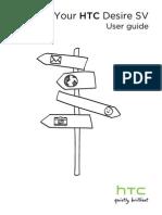 HTC Desire SV User Guide