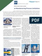 Electrochemical Machining (ECM) Provides Creative Latitude