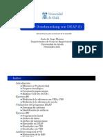Análisis Benchmarking con DEAP (I)