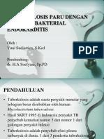 Lapsus TB & SBE- Slide