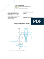 Apostila Eletronica II - Cap 1 - 2 - 3