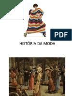 HISTÓRIA DA MODA - 1910