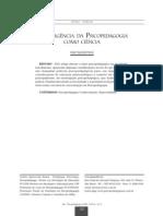 A emergência da psicopedagogia como ciência
