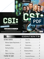 Csi - Uk Manual - Pc