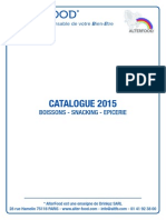 Catalogue AlterFood 2015 presse