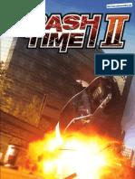 Crash Time II - Manual - PC