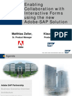 SAP Adobe Overview