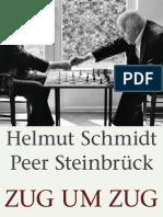 73450851 Helmut Schmidt Und Peer Steinbruck Zug Um Zug