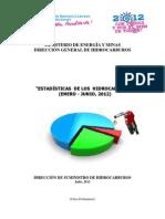 Informe Estadistico Junio 2012
