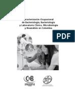Caracterización Ocupacional de la Bacteriología