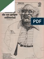Primera Plana Historia de Un Golpe Editorial