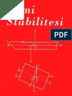 Gemi Stabilitesi-Teoman Akin