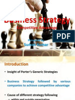 Competitive Business Strategy