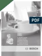 Bosch MCM551