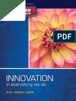 Bayer Advanced 2011 Pocket Guide