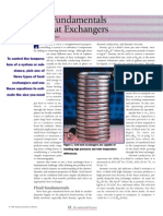 The Fundamentals of Heat Exchangers