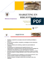 Marketing Bibliotecas Mar2010