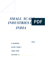 25775393 Small Scale Industries in India