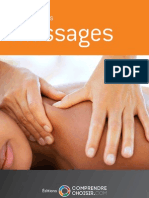 Le guide des massages