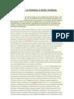 Historia Del La Moneda a Nivel Mundial