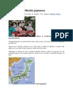Cultura Si Civilizatia Japoneza