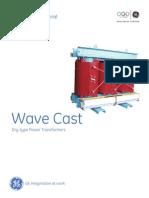 GE Wavecast Dry Type Transformer