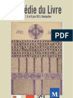 comédie du livre Montpellier, lettres du magrheb.pdf