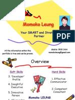 3. Momoko Leung Personal Portfolio