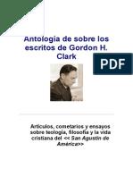 Antología de Gordon H Clark (1.0)