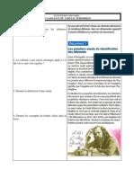 La Naissance Du Tableau Periodique