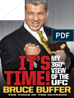 It's Time by Bruce Buffer Excerpt