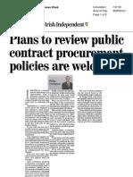 Irish Independent 28 March 2013