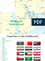 Middle East Culture Ppt