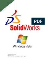 SolidWorks 2008  - Modelagem Avançada de Pecas