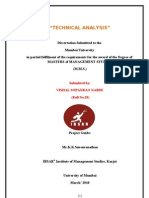 28810141 Project Report on Technical Analysis (1)