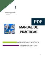 Manual Sistemas CAM CNC 2010
