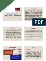 Administracion Tributaria y Aduanera