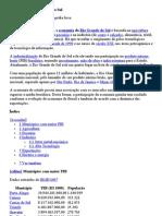 Economia Do Rio Grande Do Sul - Polo Naval