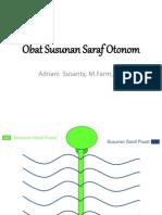 Obat Saraf Otonom