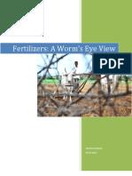 Fertilizers - A Worms Eye View