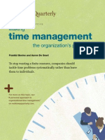 Mckinsey Article - Time Management.pdf
