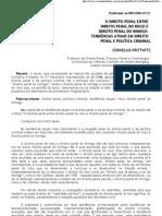 PRITTWITZ - O Direito Penal Entre o Texto 3 - Direito Penal Do Risco e o Direito Penal Do Inimigo