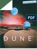 Dune - Manual - PC
