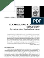 Capitalismo y La Crisis Ecologica