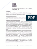 Acuerdos Marcha Campesina