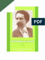 Sociologia Criminal - Tomo II