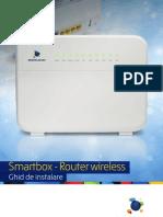 Ghid de Instalare Router SmartBox