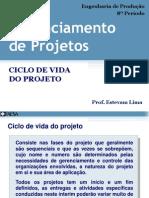 1.2 - Pro - Gerprojetos - Ciclo de Vida